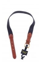 Navy blue webbing belt for boys, Polo Ralph Lauren