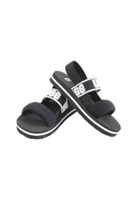 Black sandals for kids, UGG