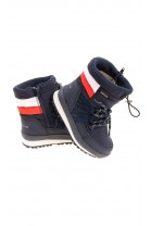 Navy blue ankle boots from Tommy Hilfiger