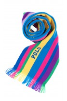 Scarf with colourful stripes, Polo Ralph Lauren