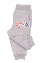 Gray baby sweatpants, Ralph Lauren