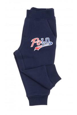 Navy blue baby sweatpants, Ralph Lauren