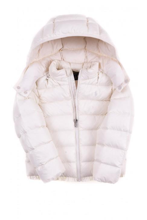White down jacket for girls, Polo Ralph Lauren