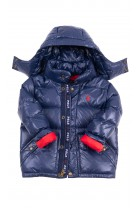 Navy blue jacket for boys, Polo Ralph Lauren
