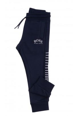 Navy blue sweatpants, Hugo Boss