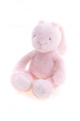 Pink bunny - mascot for baby, Hugo Boss