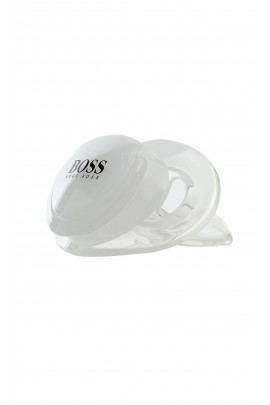 White soother, Hugo Boss