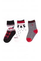 Colourful socks with Christmas theme, Polo Ralph Lauren