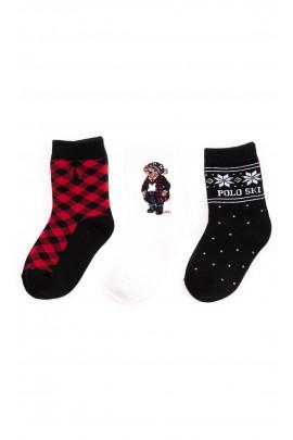 Christmas socks, Polo Ralph Lauren
