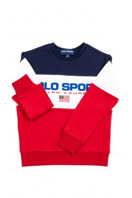 Elegant hoodie for boys, Polo Ralph Lauren