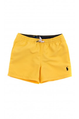 Yellow swim shorts, Polo Ralph Lauren