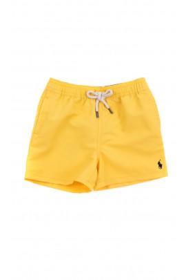 Yellow baby shorts, Ralph Lauren