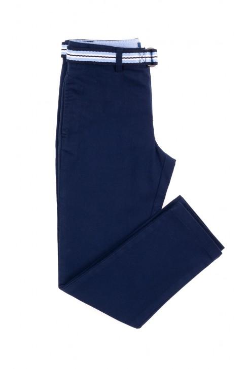 Elegant navy blue trousers for boys, Polo Ralph Lauren