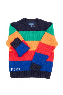 Colourful sweater for boys, Polo Ralph Lauren