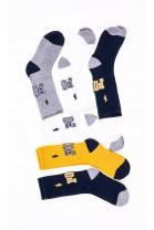 6-pack socks for boys, Polo Ralph Lauren