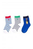 3-pack of colourful socks for boys, Polo Ralph Lauren