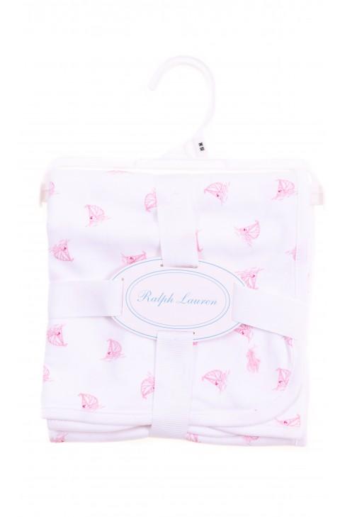 Reversible baby blanket, Ralph Lauren