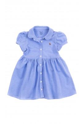 Blue baby dress, Ralph Lauren