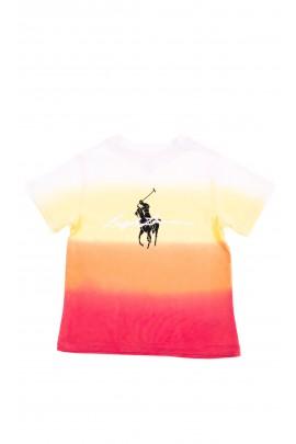 Pastel shirtsleeve for kids, Polo Ralph Lauren