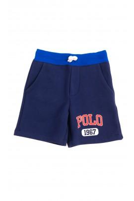 Navy blue sweat shorts, Polo Ralph Lauren