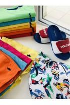 Blue swim shorts, Polo Ralph Lauren
