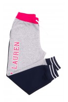 2-colored sweatpants for girls Polo Ralph Lauren