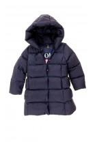 Navy blue down coat for girls, Polo Ralph Lauren