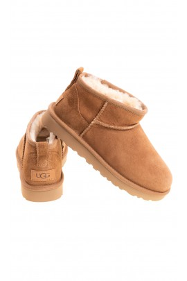 Classic ultra mini brown boots, UGG