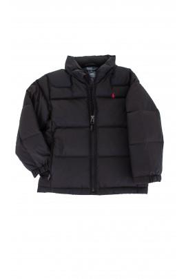 Black down jacket, Polo Ralph Lauren