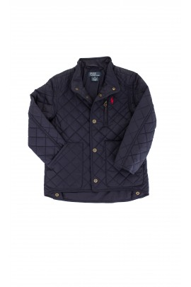 Navy blue quilted jacket, Polo Ralph Lauren