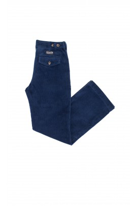 Navy blue corduroy pants, Polo Ralph Lauren