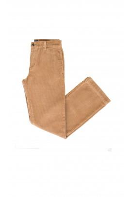Cognac corduroy trousers, Polo Ralph Lauren