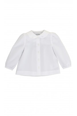 White blouse, Ralph Lauren