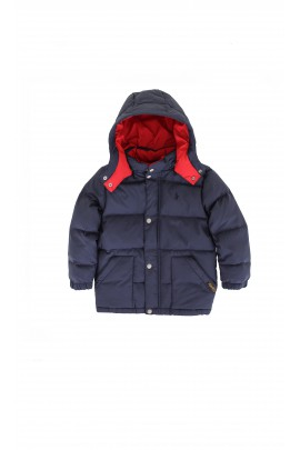 Navy blue jacket, Polo Ralph Lauren