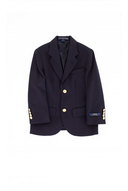 Navy blue suit jacket, Polo Ralph Lauren