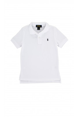 White polo shirt, Polo Ralph Lauren