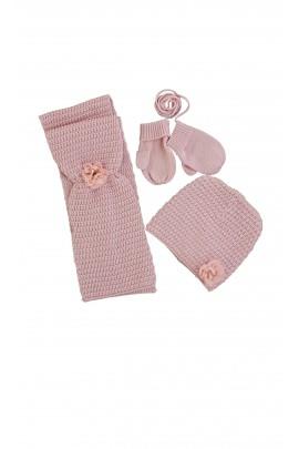 Pink hat Tartine et Chocolat