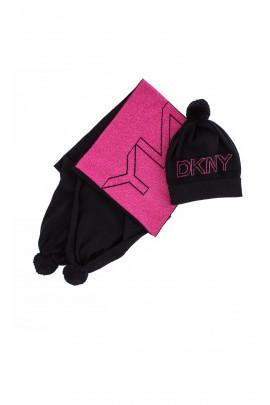Black cap, DKNY