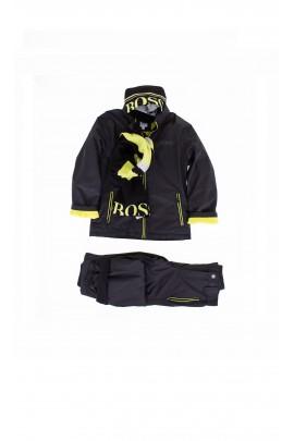 Black trousers, Hugo Boss