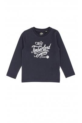 Navy blue T-shirt, Timberland
