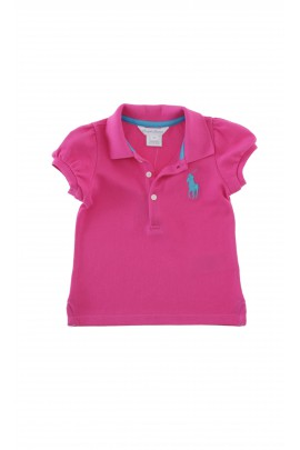 Pink cotton blouse, Ralph Lauren