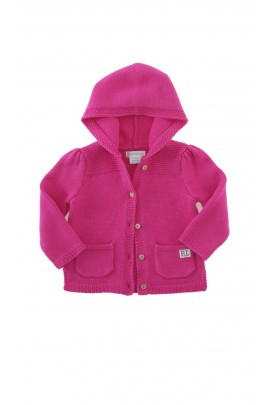 Pink hooded sweater, Ralph Lauren