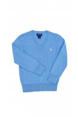 Blue boys sweater, Polo Ralph Lauren
