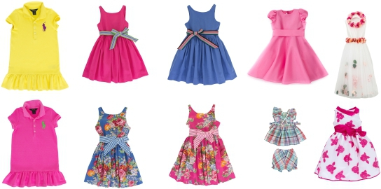 Girl's dresses Polo Ralph Lauren