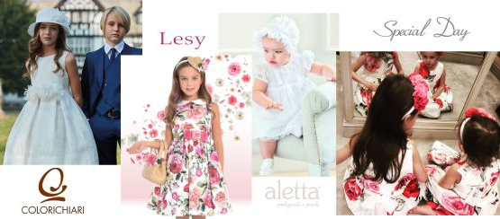 Elegant girl's dresses for special occasions.